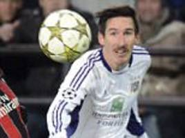 New York Red Bulls complete transfer of Sacha Kljestan from Anderlecht