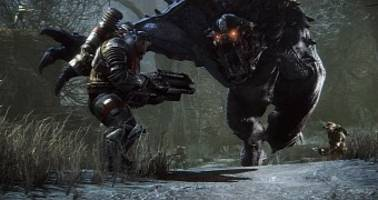 New Evolve Video Shows Single Player Campaign, Monster Action